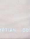 Giza 100% egyptian cotton shirting - stone