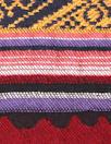 NY designer southwest tapestry jacquard brocade - red