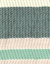 French cotton blend fancy weave stripe