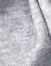 super soft, lightweight faux cashmere knit - blue-gray