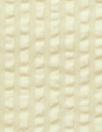 French textured cotton seersucker woven - butter