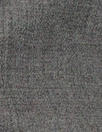 stretch wool doublecloth crepe - banker's grey .88 yds