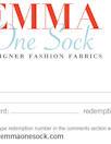 Emma One Sock gift certificate