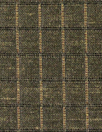 French quilted-look grid matelasse' - bronze