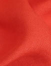 European lightweight linen woven - persimmon