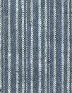 hemp/organic cotton yarn dyed stripe - blues/white