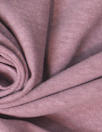 hemp/organic cotton jersey - dusty lilac