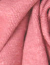 hemp/organic cotton jersey - dusty rose