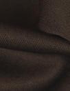 interlock knit 2-way stretch lining - chocolate nude