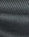 micro-modal interlock rib featherweight knit - steel