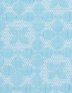 French light blue graphic jacquard brocade