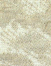 French lt. khaki/white textured floral 2-ply jacquard knit
