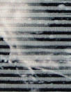 Italian 'slatted' jacquard weave stripe - cirrus