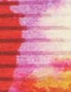 'painterly abstract' digital print rayon/spandex knit