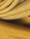 famous designer viscose double-sided knit - butterscotch