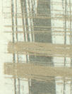 Italian crosshatch abstract viscose/spandex panel knit
