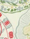 Liberty Art Fabrics: deorative medallion Tana lawn 1 yard