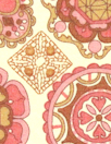 Liberty Art Fabrics: rouge medallion Tana lawn