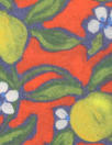 Liberty Art Fabrics: 'Lemon Grove - A' Tana lawn