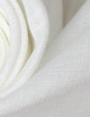 lovely quality light weight linen - white