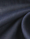 lovely quality light weight linen - navy