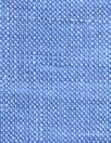 European medium-light weight linen woven - french blue