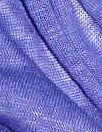 100% linen knit - grape