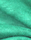 100% linen knit - jade mint 1.25 yds
