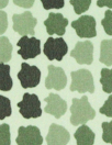 NY designer shades of green graphic rayon lining