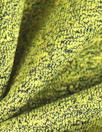 lime/navy marled rayon blend jersey 4-way