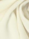 NY designer top quality rayon matte jersey - ivory