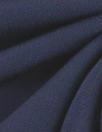 famous designer matte jersey knit - dark navy