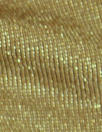 acorn/gold metallic rayon jersey 4-way