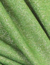 grass/gold metallic rayon jersey 4-way 1.625 yd
