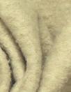 NY designer brushed bouclé wool blend coating - oatmeal