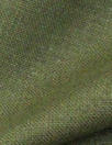European medium weight linen - army green