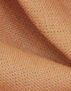 European medium weight linen - salmon blush