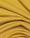 mustard lightweight rayon jersey 4-way