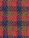 Rag and B0ne yarn dyed plaid doubleknit - red/olive