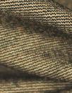 Italian rayon blend ponte - ginger micro stripe