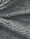 Italian rayon blend ponte - midnight micro stripe