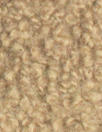 The0ry textured poodle boucle' wool coating - camel