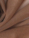 Power Mesh 4-way stretch - cocoa, a dark skin tone