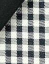 Rag & B0ne black/white check jacketwear