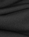 black 11 oz. rayon jersey 4-way