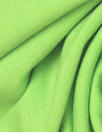 spring green 11 oz. rayon jersey 4-way