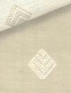 Italian cotton 2-ply jacquard woven - khaki