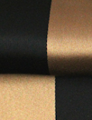 3.1 Phi11ip Lim heavy satin stripe - bronze/black