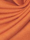 mandarin orange lightweight rayon jersey 4-way