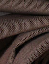 'SHAPER' power net spandex 4-way mesh - brown